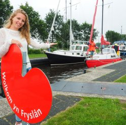Toeristen informatie Friesland Holland