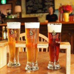 Puur genieten in de brouwerij