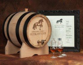 Vaatje Nederlandse Frysk Hynder Single Malt Whisky
