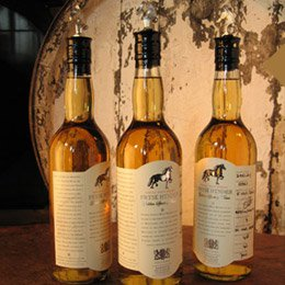 Frysk Hynder single malt whisky